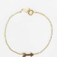 Diament Jewelry For Urban Renewal Gold Arrow Bracelet