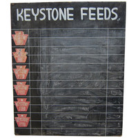 Three Potato Four - Keystone Feeds Farm Store Chalkboard