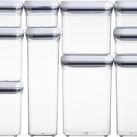 OXO- 10-Piece Pop Container Set