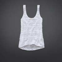Santa Margarita Sweater Tank