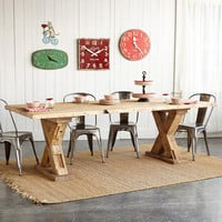 KILBOURN TRESTLE TABLE