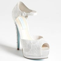 Blue by Betsey Johnson 'Veil' Sandal | Nordstrom