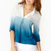 Infinite Horizon Blouse