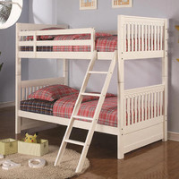 Spring Twin over Twin Bunk Beds