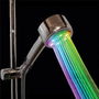 Color Changing Showerhead Nozzle - Rainbow LED Lights Cycle Every 2 Seconds - Amazon.com