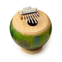 CANTEEN GOURD THUMB PIANO