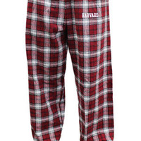 Plaid Flannel PJ's - The Harvard Shop
