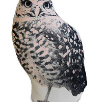 OWL PILLOWS | Photo Realistic Pillow | UncommonGoods