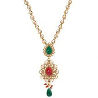 Dhara Necklace  - INDIAN BAZAAR Dhara Necklace