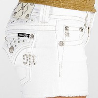 Miss Me Fray Hem Stretch Short - Women's Shorts | Buckle