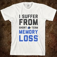 Short-Term Memory Loss | Skreened.com