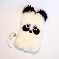 PADDY PANDA - Kawaii iPhone 4, iPhone 5, iPod Touch Case Sleeve