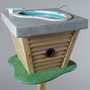 Splish Splash Bird Bath