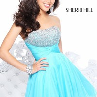 Sherri Hill 11018 Dress - MissesDressy.com