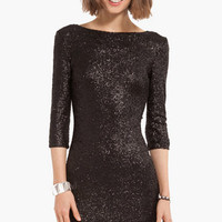 Sparkler Sequin Dress $70