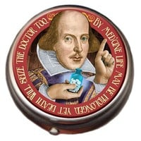 Shakespeare - Pill Box