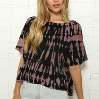 Ecote Wild Flower Tee at Urban Outfitters
