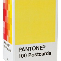 Pantone Postcard Box: 100 Postcards