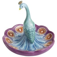 Peacock Ring Holder