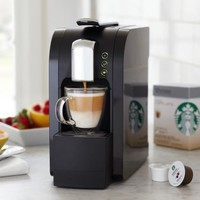 Starbucks® Verismo™ Single-Cup Coffee and Espresso Maker, Black | Sur La Table