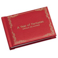 Year of Fortunes Journal