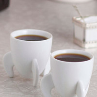 Docket Fuel Espresso Cup Set | Mod Retro Vintage Kitchen | ModCloth.com