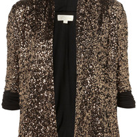 **Pamela Sequin Jacket by Goldie - Clothing Brands - Designers - Topshop
