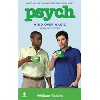 Psych Mind Over Magic (Book)