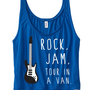 Rock Jam Tour Crop Top