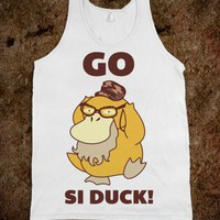 Go Si Duck  - Ruralrule - Skreened T-shirts, Organic Shirts, Hoodies, Kids Tees, Baby One-Pieces and Tote Bags