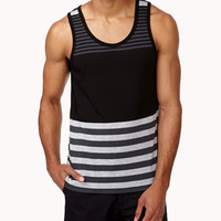 Multi-Stripe Tank