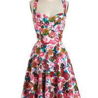 Garden Home Tour Dress | Mod Retro Vintage Dresses | ModCloth.com