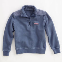 Boys Pullovers: Overdyed Shep Shirt Pullover for Boys S - XL Vineyard Vines
