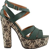QUPID Gossip Block Heel Womens Shoes 187692512 | heels & wedges | Tillys.com