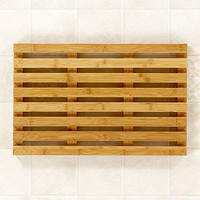 Bamboo Bath Mat | Bathroom| Bed & Bath | World Market
