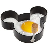 Disney`s Mickey Mouse Egg Ring: Kitchen &amp; Dining