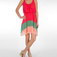 Daytrip Pieced Chiffon Dress - Women's Dresses/Skirts | Buckle