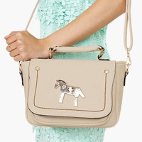 Pony Up Satchel