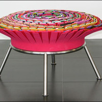 Design55 - Vitoria Regia Stools