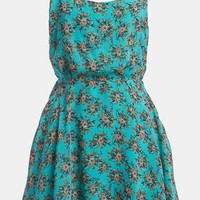 Lucca Couture Short Floral Dress | Nordstrom