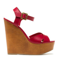 ShoeDazzle Anjali Wedge