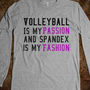 Volleyball Fashion - Volleyball - Skreened T-shirts, Organic Shirts, Hoodies, Kids Tees, Baby One-Pieces and Tote Bags