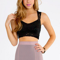 Opulence Crop Top $19