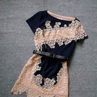 Handmade Lace Dress