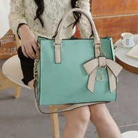 Bow Handbag