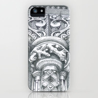 stone art iPhone & iPod Case by terezadelpilar