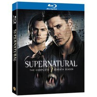 Supernatural: The Complete Seventh Season (Blu-ray) |