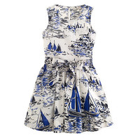 Girls' sailboat sundress - everyday dresses - Girl's new arrivals - J.Crew