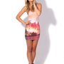 Mountains of Mars Dress - LIMITED