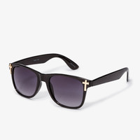 Wayfarer Cross Sunglasses